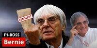 10 Dinge, die Du noch nicht über Bernie Ecclestone wusstest