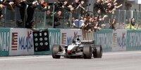 20 Jahre Formel 1: Kimi Räikkönen