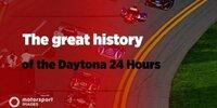 24h Daytona: Historie