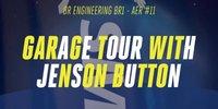 24h Le Mans 2018: Garage Tour mit Jenson Button