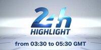24h Le Mans 2020: Highlights nach 17 Stunden
