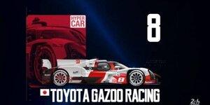24h Le Mans 2021: Starterliste