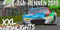 24h Nürburgring 2019: Das Rennen in 52 Minuten