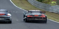 24h Nürburgring 2020: Reifenschaden bei Dries Vanthoor