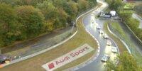 24h Nürburgring 2020: Restart nach roter Flagge