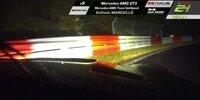 24h Nürburgring 2020: Unfall von Raffaele Marciello