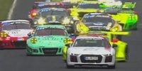 24h Nürburgring: Highlights Stunde 1 & 2