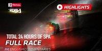24h Spa: Renn-Highlights