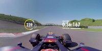 360-Grad-Runde mit Max Verstappen in Zandvoort