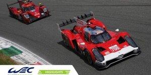 6h Monza 2021: Rennhighlights
