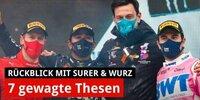 7 gewagte Thesen mit Marc Surer & Alex Wurz