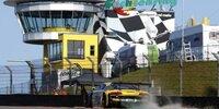 ADAC GT Masters Sachsenring 2021: Highlights Freitag