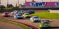ADAC GT Masters Sachsenring: Highlights Rennen 2