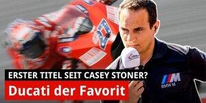 Alex Hofmann: Greift Ducati nach dem WM-Titel?