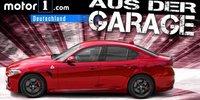 Alfa Romeo Giulia QV im Langzeittest