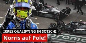Analyse: Völlig Verrücktes Qualifying in Sotschi!