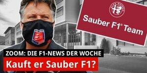 Andretti kauft Sauber: Was ist dran?