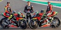 Aprilia zeigt seine MotoGP-Waffe für 2020