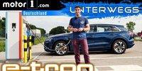 Audi e-tron 55 Quattro (2019) im Test