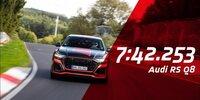 Audi RS Q8: SUV-Rekord auf der Nordschleife