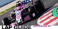 Australien GP: Eine Runde mit Force India