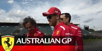 Australien-GP: So hat es Ferrari erlebt