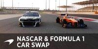 Autotausch: So schlug sich Alonso im NASCAR