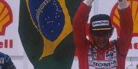 Ayrton Senna: Die schönsten Gänsehaut-Momente