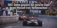 Ayrton Senna: Meister von Monaco
