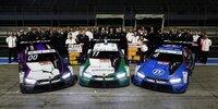 Backstage: BMW beim Dream-Race in Fuji