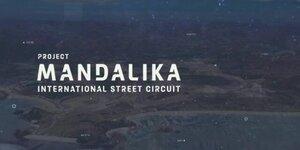 Baufortschritt: Mandalika Street Circuit