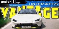 Beunruhigend schnell: Aston Martin Vantage Test