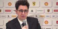 Binotto: Ferrari bleibt innovativ