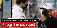 Bottas & Mercedes: Droht 2022 ein Jahr Pause?