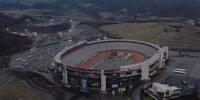 Bristol: Vom Beton-Oval zum Dirt-Track