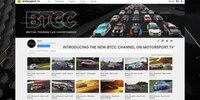 BTCC-Kanal auf Motorsport.tv