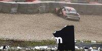 Christof Langer zerstört das Motorsport.com-Banner