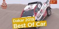 Dakar 2019: Die besten Szenen der Autos