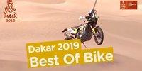Dakar 2019: Die besten Szenen der Motorräder