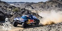 Dakar-Highlights 2021: Etappe 1 - Autos