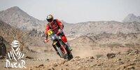 Dakar-Highlights 2021: Etappe 1 - Motorräder