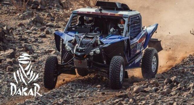 Dakar 2021 Motorrad