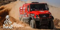 Dakar-Highlights 2021: Etappe 1 - Trucks