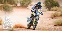 Dakar-Highlights 2021: Etappe 10 - Motorräder
