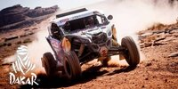 Dakar-Highlights 2021: Etappe 10 - SSV