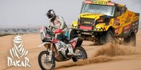 Dakar-Highlights 2021: Etappe 11 - Motorräder