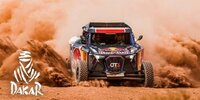 Dakar-Highlights 2021: Etappe 11 - SSV