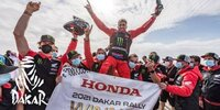 Dakar-Highlights 2021: Etappe 12 - Motorräder