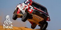 Dakar-Highlights 2021: Etappe 2 - Autos