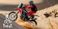 Dakar-Highlights 2021: Etappe 2 - Motorräder